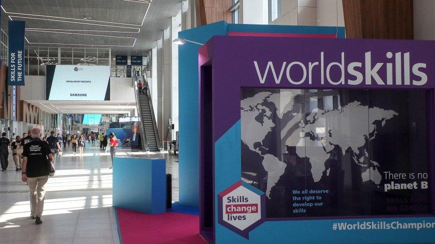 Томская электромонтажница завоевала золото в финале WorldSkills Russia