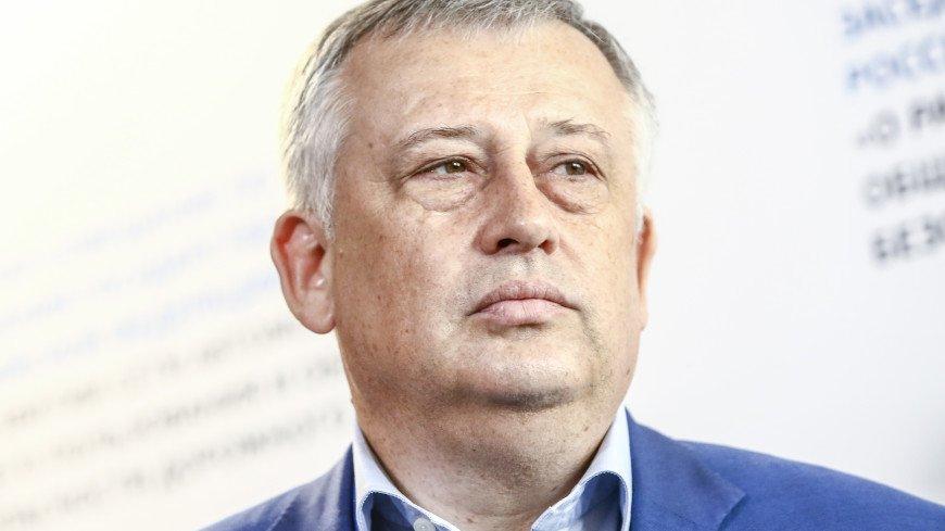 Александр Дрозденко победил на выборах губернатора Ленинградской области