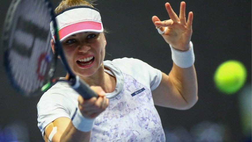 Россиянка Звонарева победила в парном разряде US Open