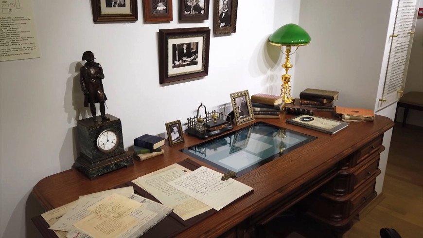 В Воронеже открыли музей Ивана Бунина