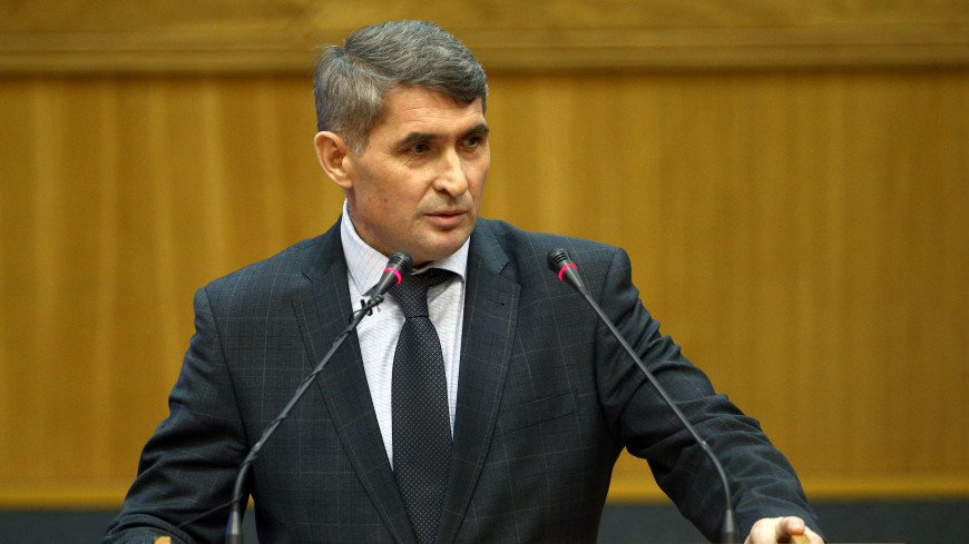 ЦИК Чувашии утвердил губернатором Олега Николаева