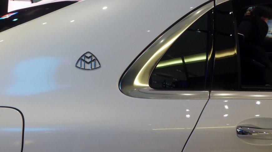Рейтинг самых популярных люксовых машин в Москве возглавил Mercedes-Benz Maybach