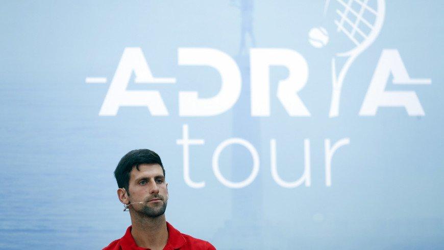 Теннисист Андрей Чесноков: Без Джоковича на US Open не осталось топовых игроков
