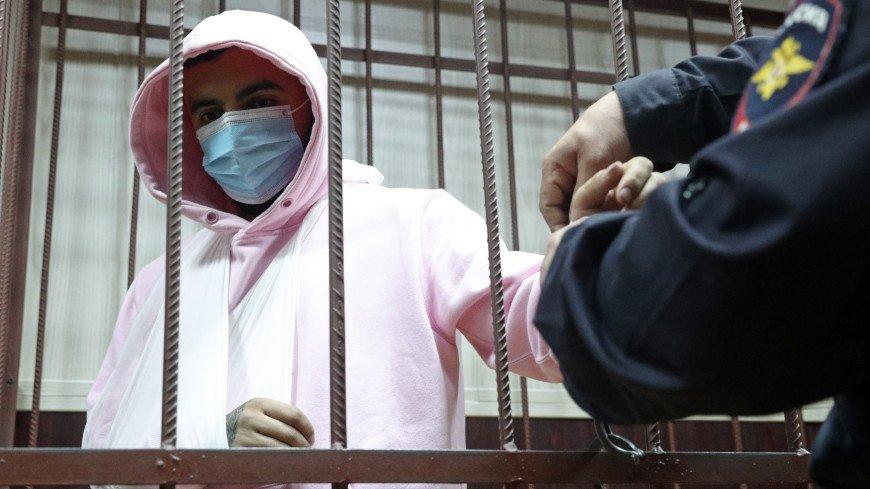 Рэпера Гулиева арестовали после ДТП на Остоженке