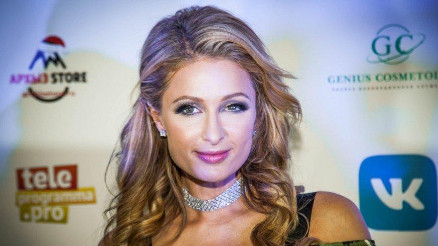 17 декабря в Москву прилетела Пэрис Хилтон (Paris Hilton)