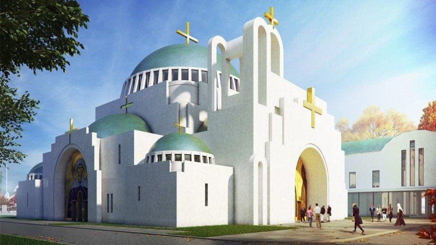 В Варшаве впервые за сто лет освятили новый православный храм