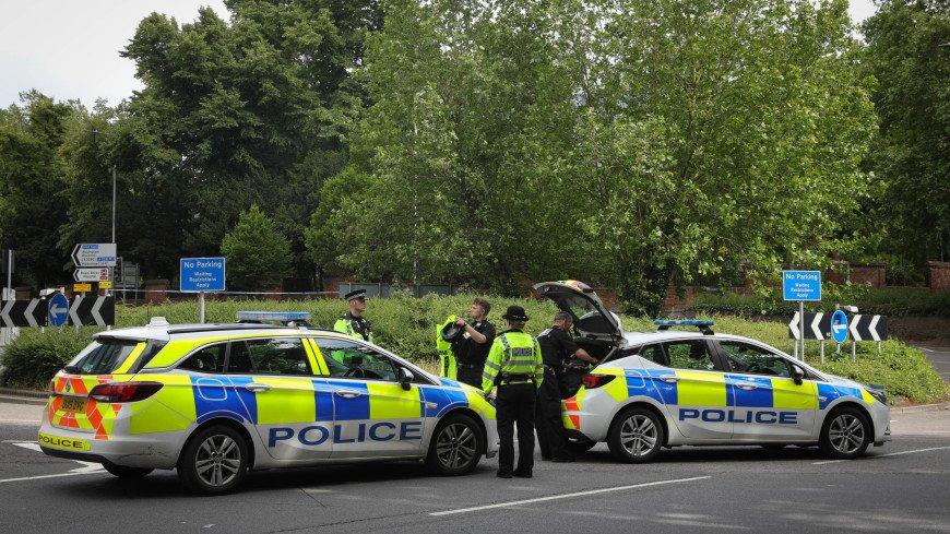 В британском Бирмингеме несколько человек ранены ножом при нападении
