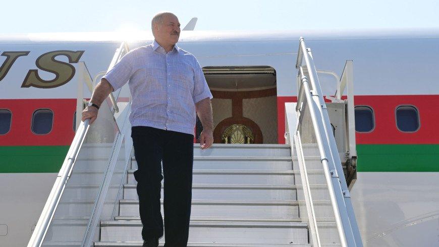 Лукашенко поблагодарил Путина и россиян за поддержку после выборов