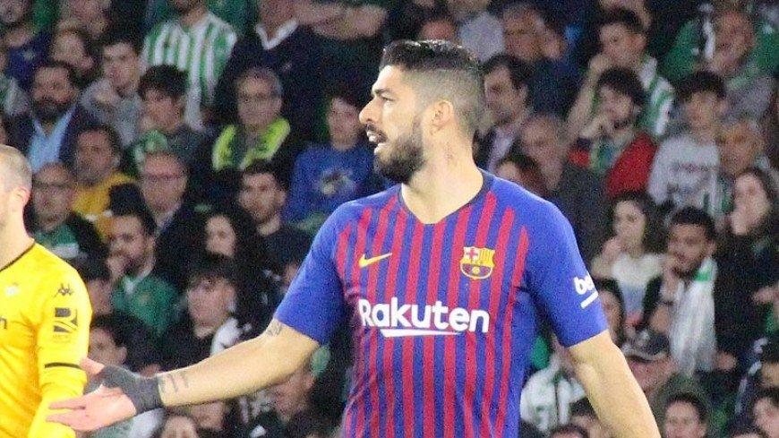 Луис Суарес уйдет из «Барселоны» в мадридский «Атлетико»