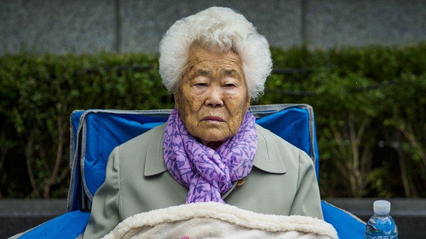 В Японии живет более 80 тысяч человек в возрасте старше 100 лет