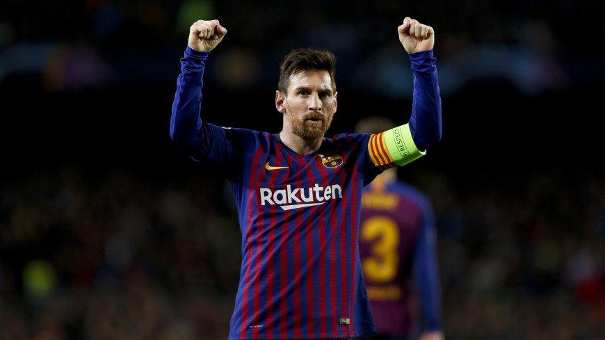 Месси признан самым высокооплачиваемым футболистом 2020 года