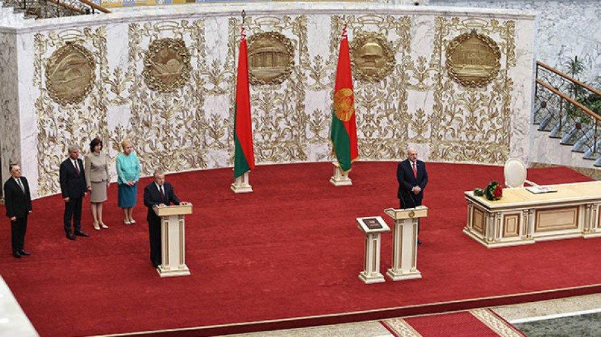 «МИР» и «МИР 24» покажут церемонию вступления в должность президента Беларуси Александра Лукашенко
