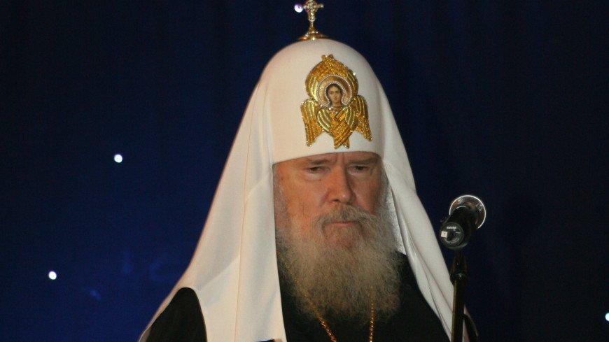 Памятник патриарху Алексию II установили в эстонском городе Йыхви