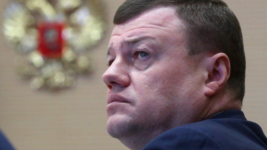 Победивший на выборах главы Тамбовской области Александр Никитин вступил в должность