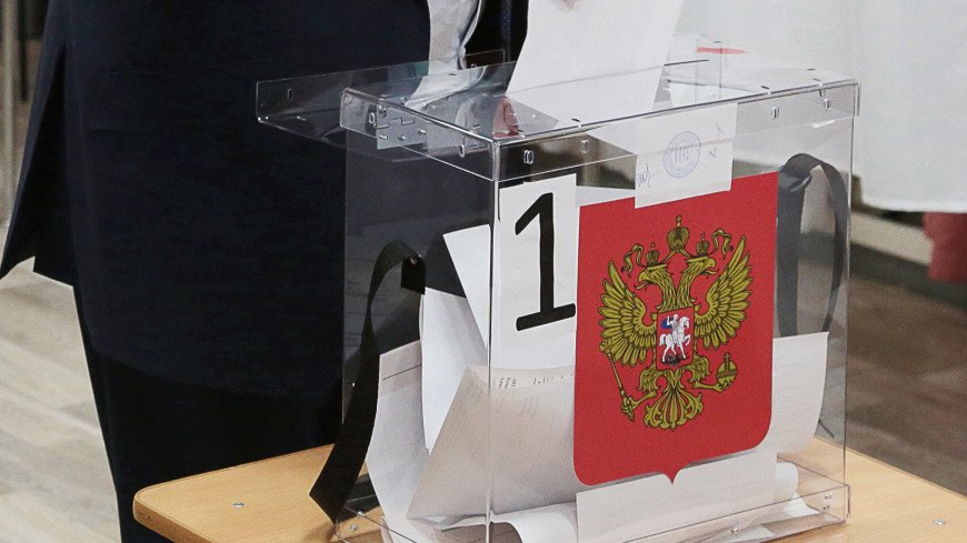 В Воронежской области семейная пара проголосовала в день серебряной свадьбы