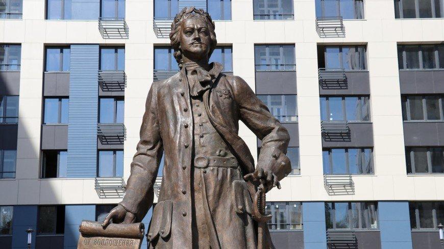 В Москве открыли памятник Петру I, созданный Церетели