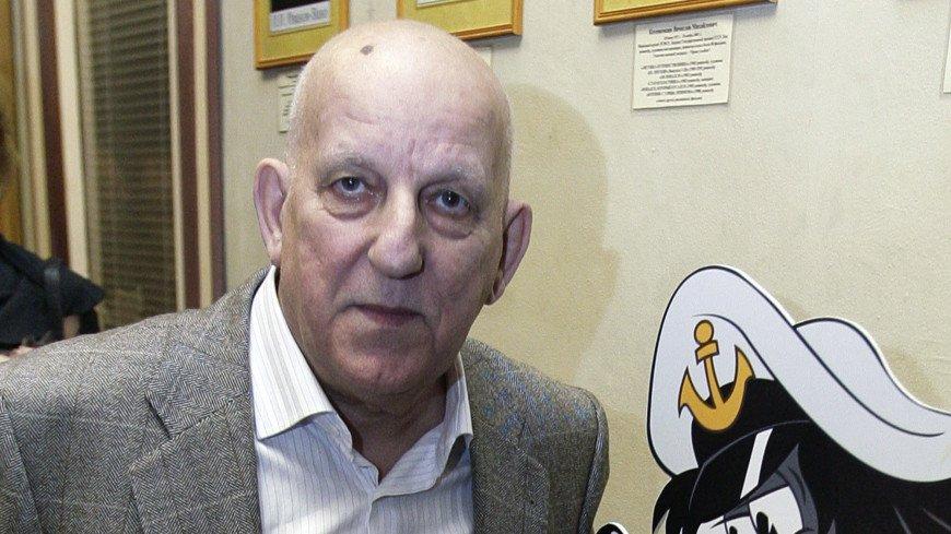 Скончался писатель, автор мультфильма о Фунтике Валерий Шульжик