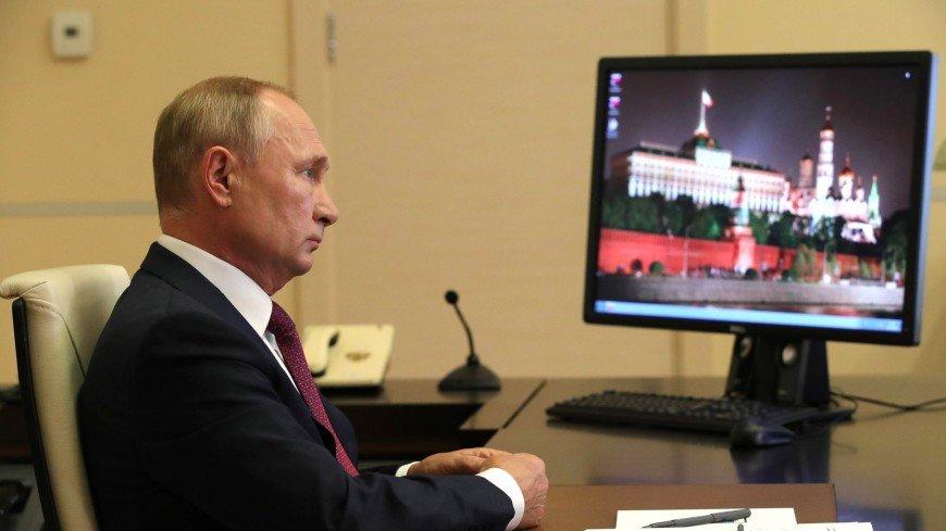 «Я бы уступил»: Путин считает, что в матче в «танчики» школьники окажутся сильнее его