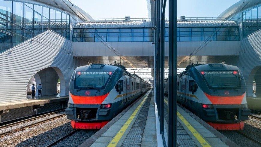 На восьми станциях московского метро и МЦД стали доступны бесплатные пересадки
