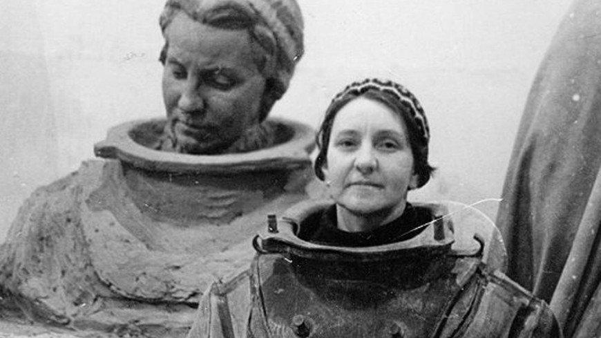В Ленобласти откроют музей первой в СССР женщины-водолаза