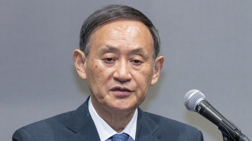 Парламент Японии утвердил Сугу в качестве нового премьер-министра