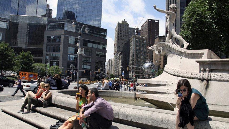 "© Фото: ""Жанна Звягина, «МИР 24»"":http://mir24.tv/, молодежь, сша, нью-йорк, америка, штаты"