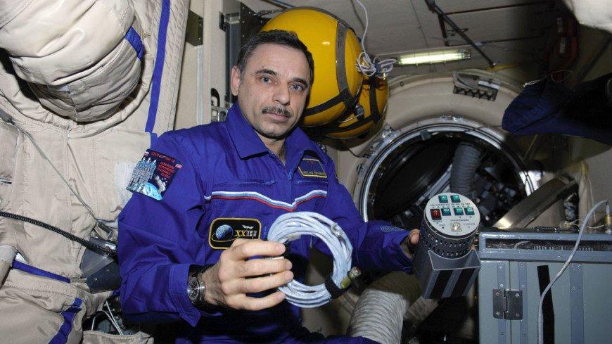 Российский летчик-космонавт оценил теорию о плоской Земле