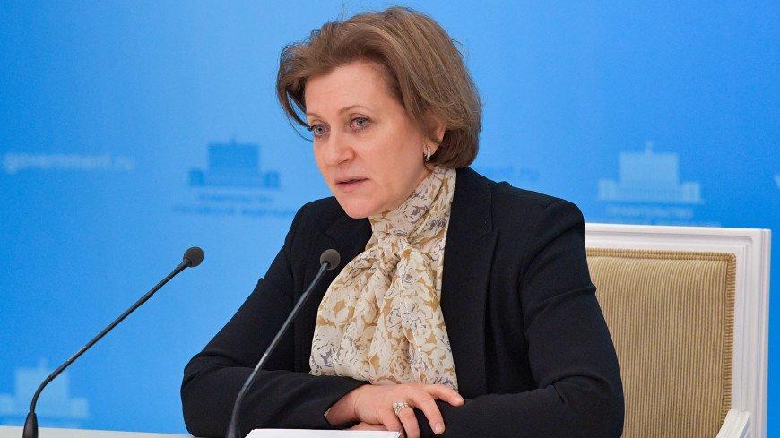 Попова рассказала, кто чаще всего заболевает COVID-19