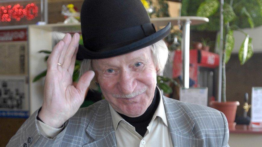 Моряк, выбравший сцену: Иван Краско отмечает 90-летие