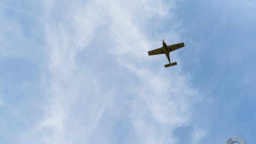 """© Фото: """", «Мир 24»"""":http://mir24.tv/, легкомоторный самолет, самолет"""