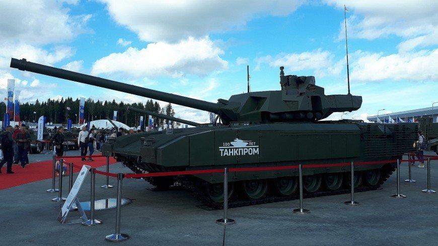 На фестивале «День танкиста на Урале» впервые покажут «Армату»