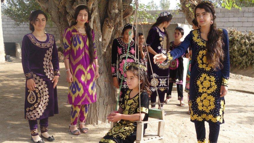 Новая земля: на юге Таджикистане открыли этнодеревню