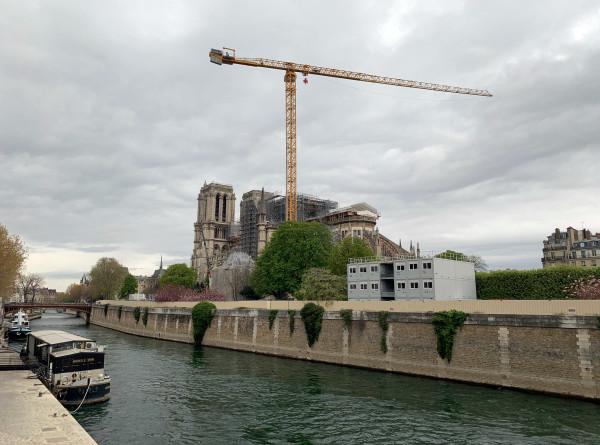 Минкульт Франции: На реконструкцию Нотр-Дама пожертвовали 830 миллионов евро