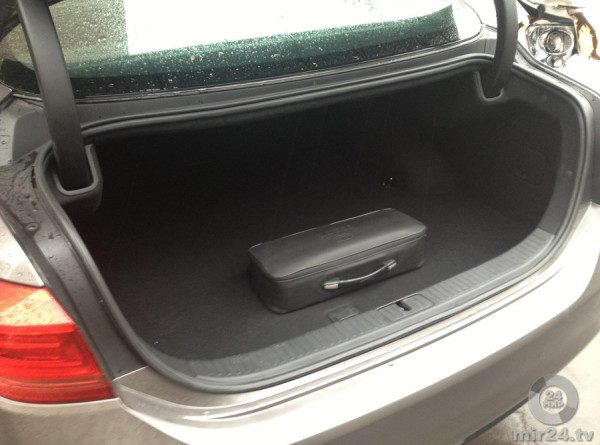 Совет водителю: что должно быть в багажнике, чтобы не оштрафовали