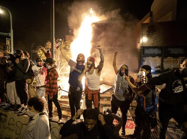 Бунт BLM в Миннеаполисе: новый сезон по старому сценарию