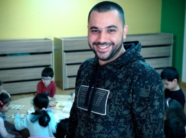 Айк Ширинян: Дети учат армянский язык по нашим играм