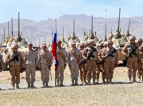 Совместная операция: в Таджикистане прошли российско-таджикские военные учения