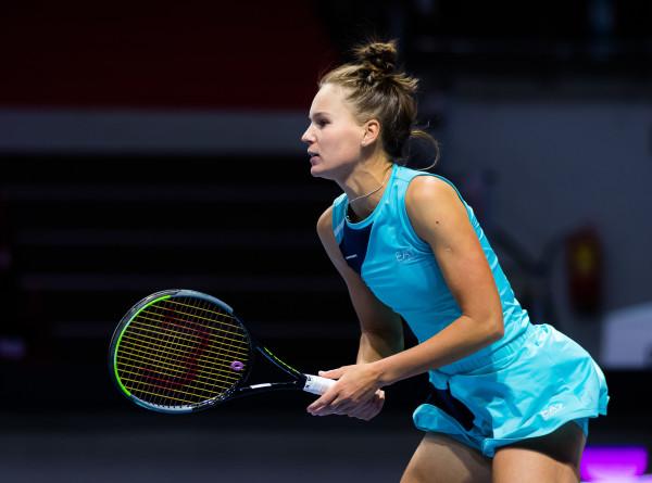 Российская теннисистка Вероника Кудерметова раскрыла секрет победы в Чарльстоне