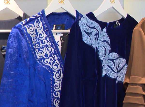 Национальный колорит: казахстанки предпочитают пальто и тренчам традиционные чапаны