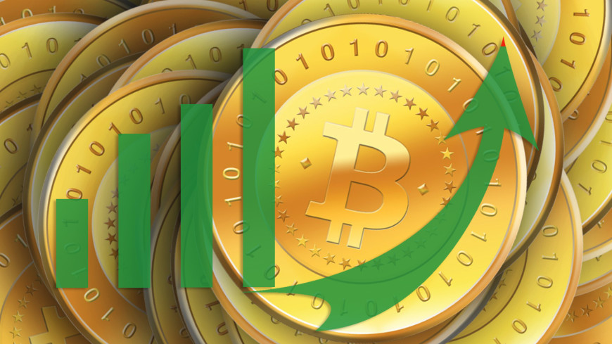 Стоимость биткоина впервые с 18 марта превысила $60 тысяч