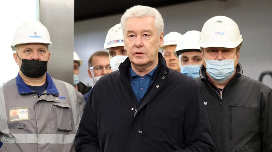 Собянин: МЦК побило все рекорды по пассажиропотоку