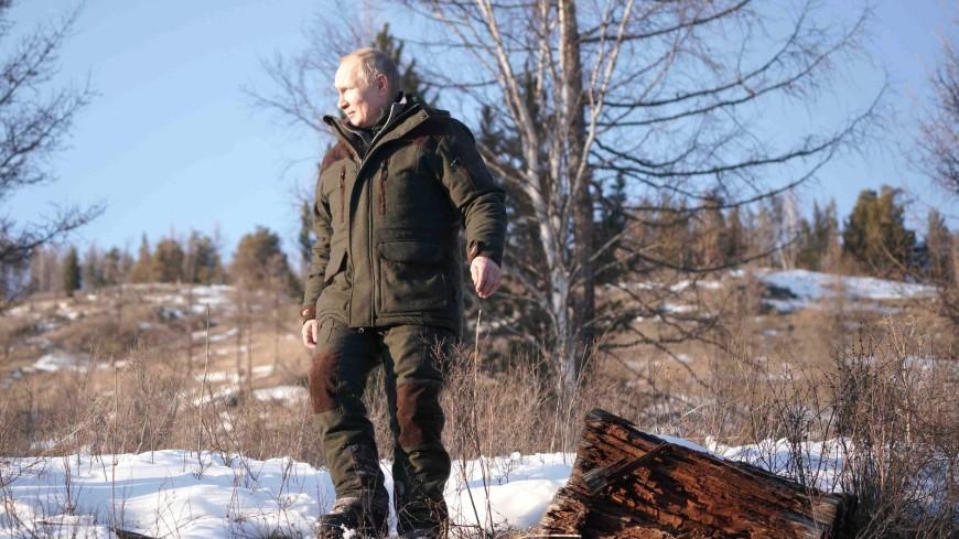 Песков рассказал о безуспешных попытках отговорить Путина от опасных путешествий