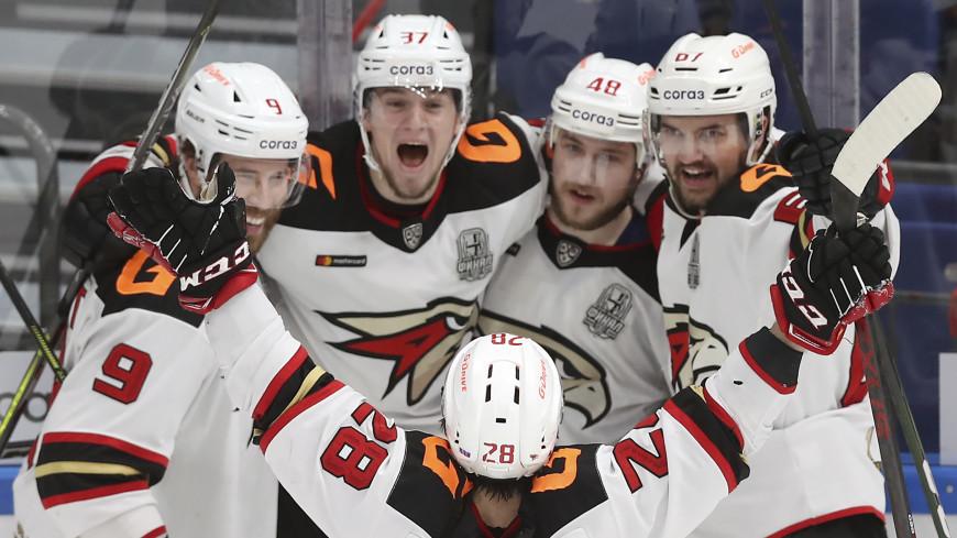 Омский Авангард» впервые в истории стал обладателем Кубка Гагарина КХЛ