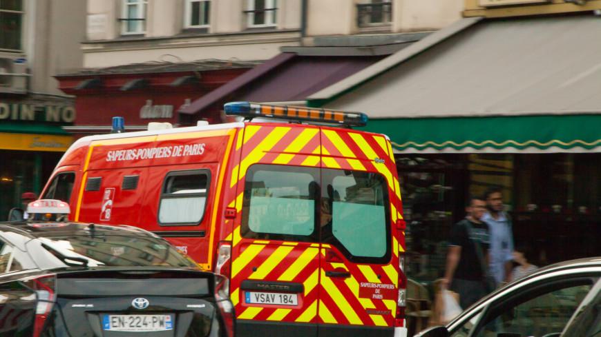 Скорая помощь Парижа