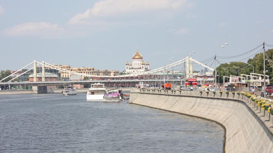 """Фото: Дарья Никишина (МТРК «Мир») """"«Мир 24»"""":http://mir24.tv/, москва река, москва, храм христа спасителя"""