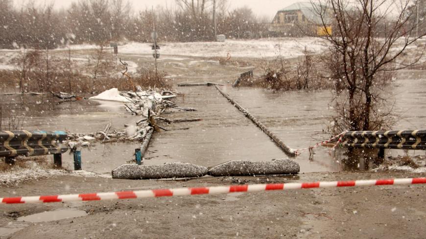 Большая вода: в России начался сезон паводков