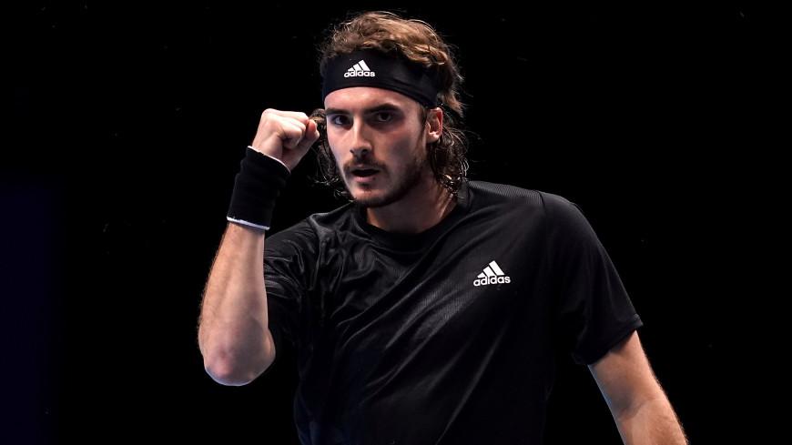 Циципас стал первым финалистом турнира в Монте-Карло
