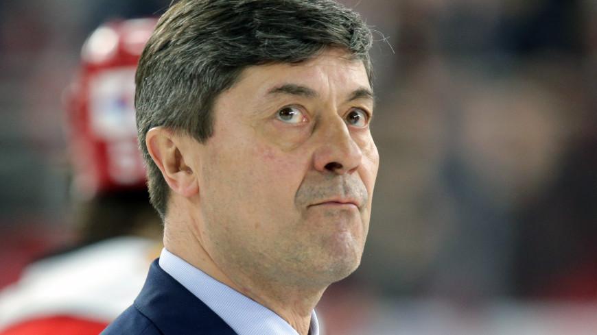 Андрей Мартемьянов стал главным тренером ХК «Сибирь» вместо Николая Заварухина