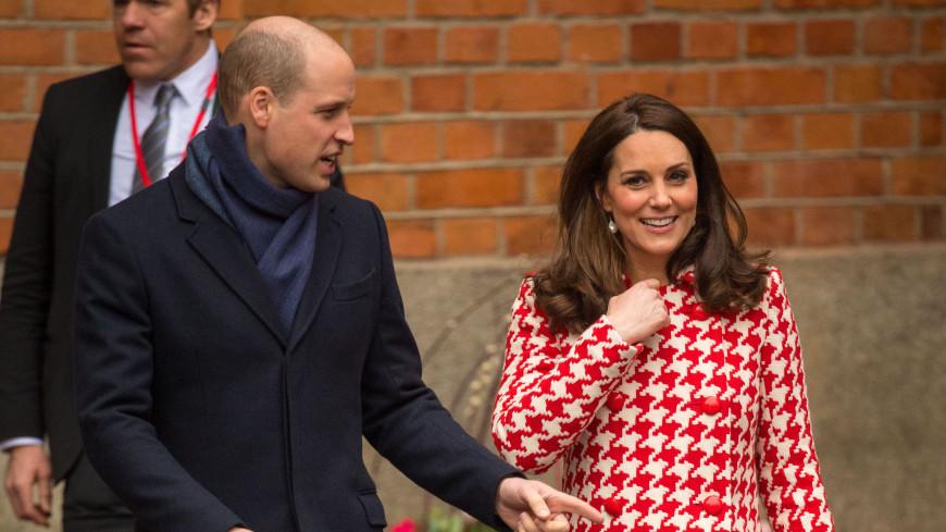 Уильям и Кейт Миддлтон впервые после похорон принца Филиппа вышли в свет