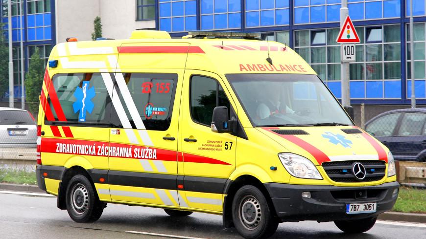 В Чехии один человек погиб при столкновении двух поездов
